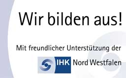 We educate - IHK-NW
